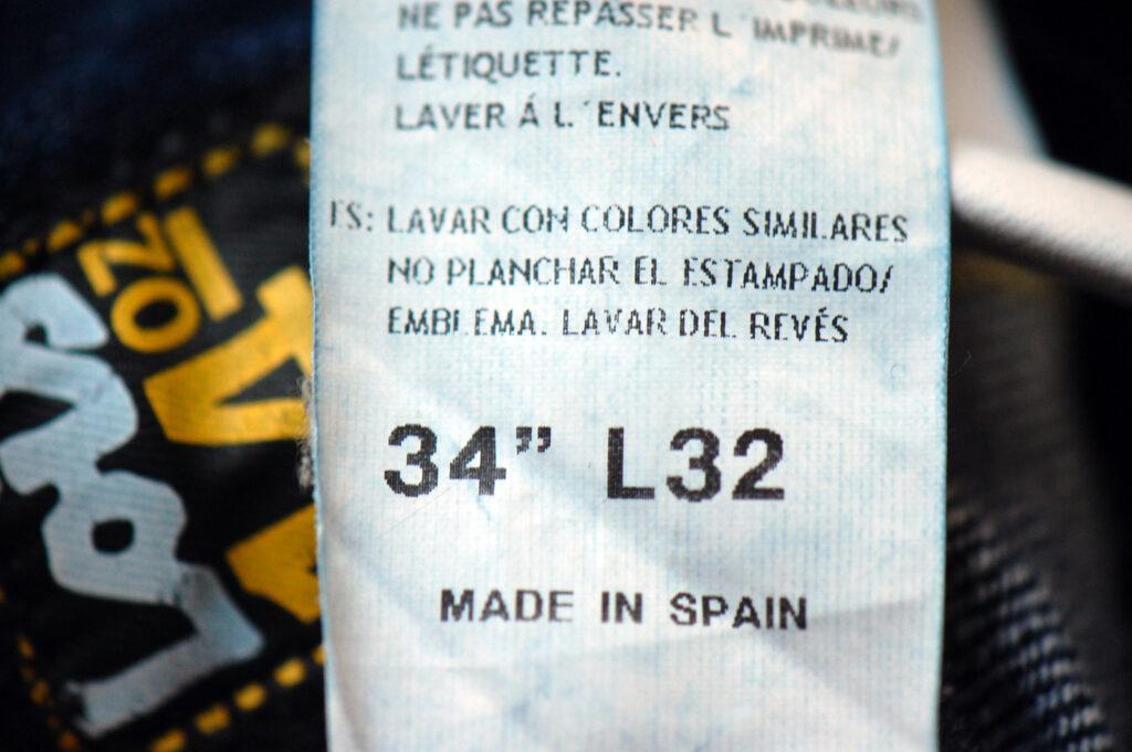 Испанский деним LOIS