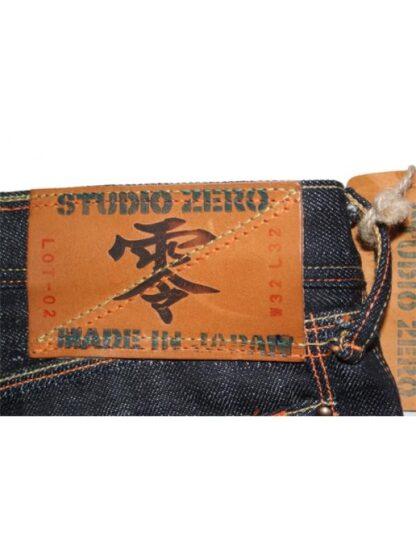 Японские джинсы Studio Zero lot-02
