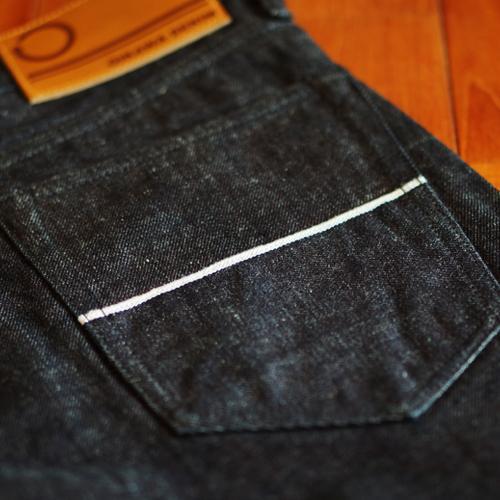 Японские джинсы Studio Zero LOT-OP01