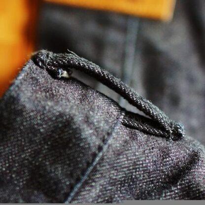 Японские джинсы Studio Zero LOT OP-01