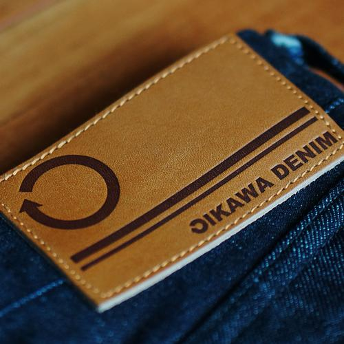 Японские джинсы Studio Zero LOT-OP02