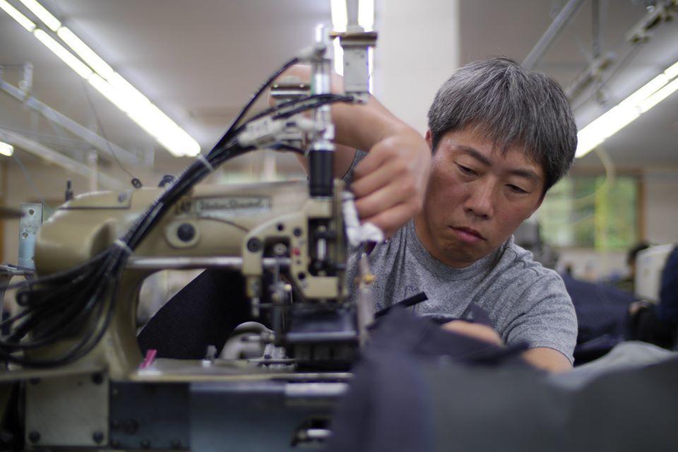 Японские джинсы Studio Zero OP-01 Sword-Fish denim