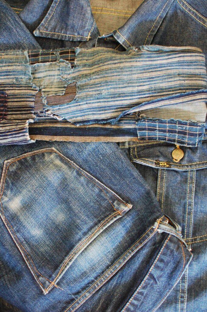 Японские джинсы 1973